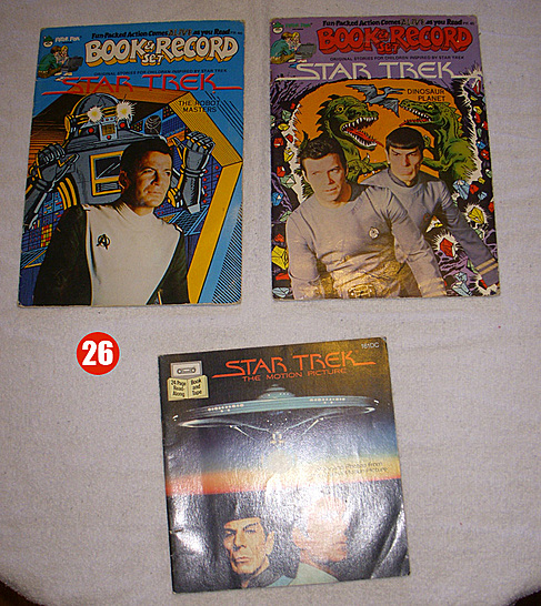 Trek books