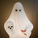 Empire ghost and Hallmark Drac cookie cutter