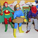 Guardian, Starman and Vigilante