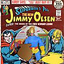 Jimmy Olsen cover