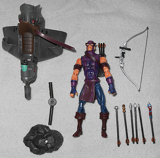 Marvel Legends 7 Hawkeye