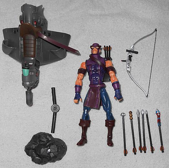 Marvel Legends 7 Hawkeye