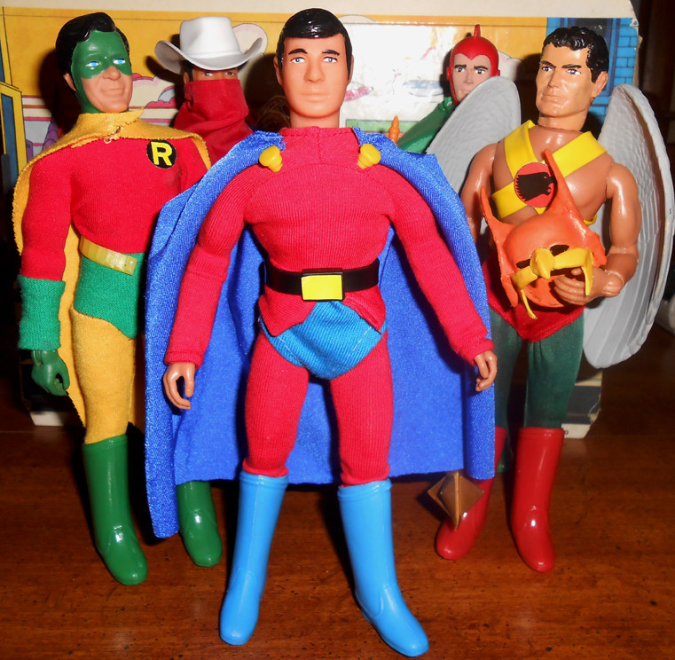 Mon-El and other customs