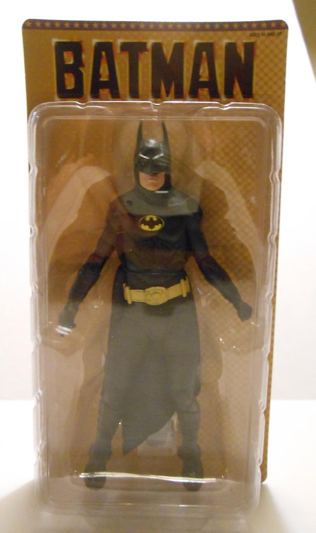 """NECA 7"""" Batman front"""