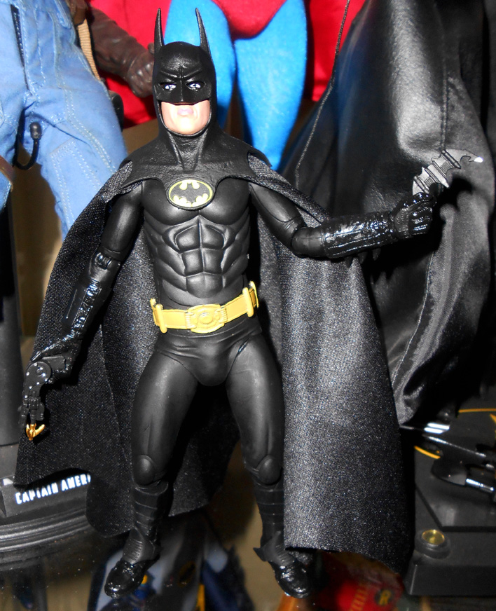 NECA Batman loose