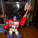 Prime with Electro Axe