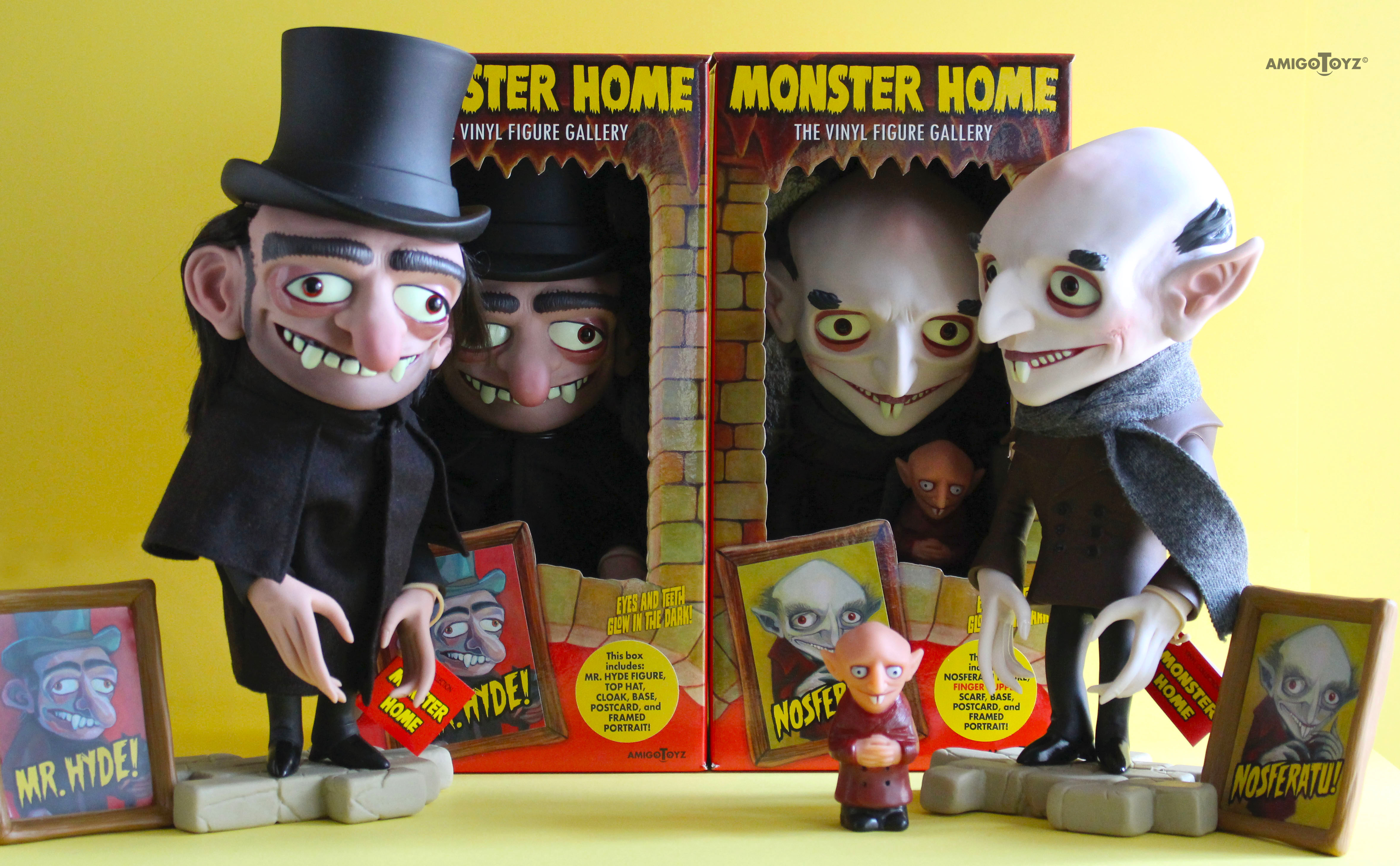Monster Home Novelties