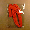 DM red suit