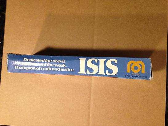 Boxed ISIS
