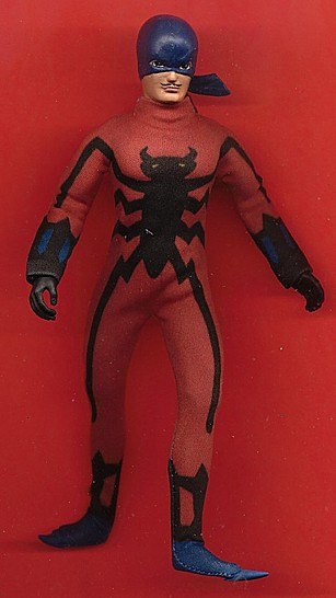 Tarantula Custom Mego By Ed Nagy (front/left foot forward)