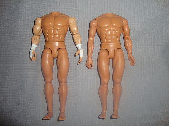 Comparing bodies