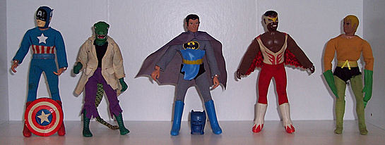 WGSH Heroes for Sale