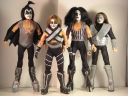 Kiss Figures by boss