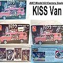 AMT Kiss Van Sealed