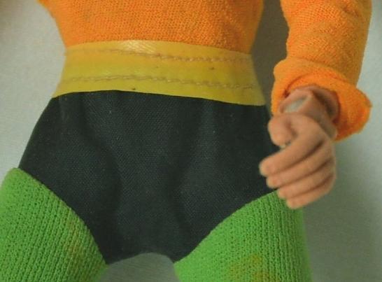 Aquaman Canvas shorts 2