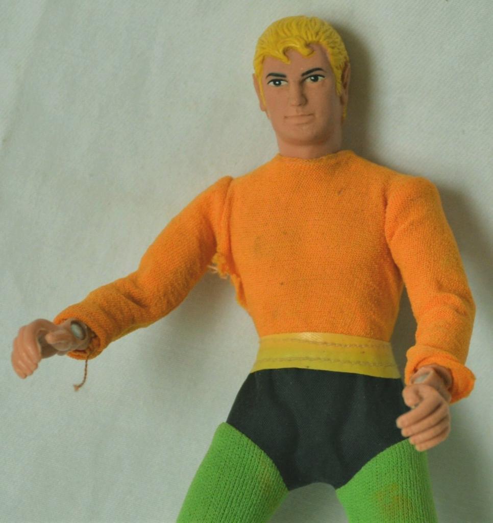 Aquaman Canvas Shorts