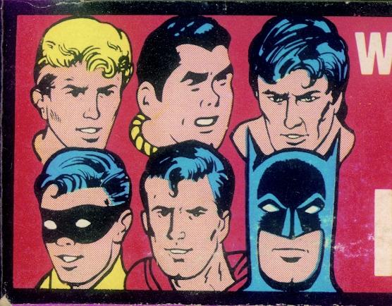 Batman original stuff