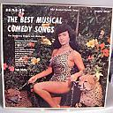 Bettie Page LP cover