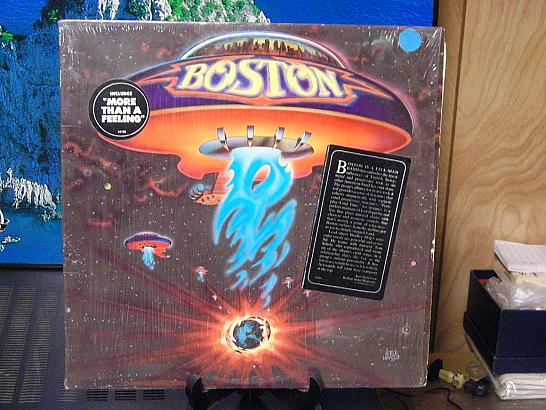 Boston Self Titled