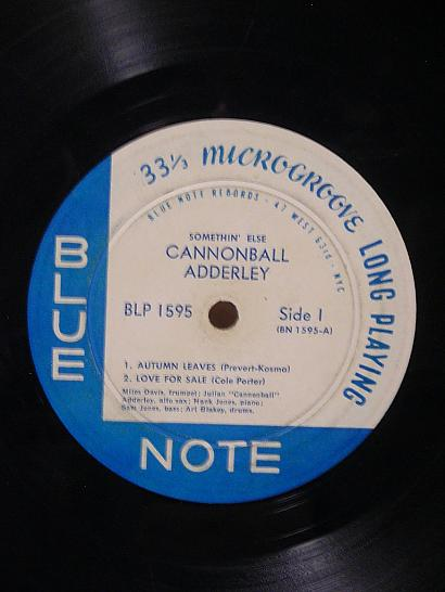 Cannonball Blue Note