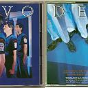 Devo CDs Japanese Pressings