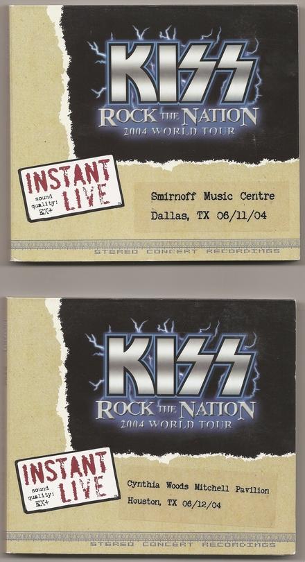 Kiss 2004 Live