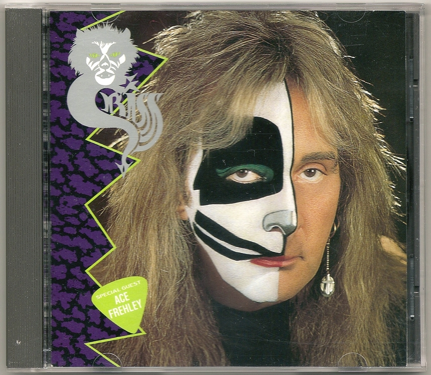 Peter Criss Solo CD's