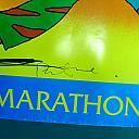 Peter Max 1991 NYC Marathon Poster