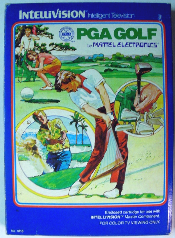 Atari Intellivison games