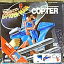 spidey copter remco