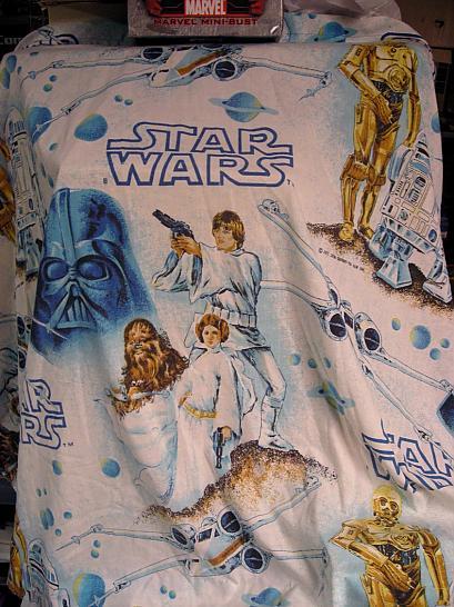 Star Wars Drape