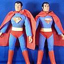 t2 superman figures