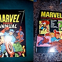 Marvel UK Annual