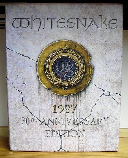 Whitesnake 30th Anniversary Box Set