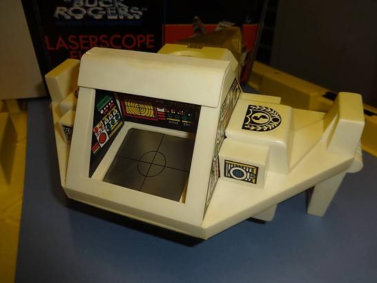 Buck Rogers Laserscope View-finder