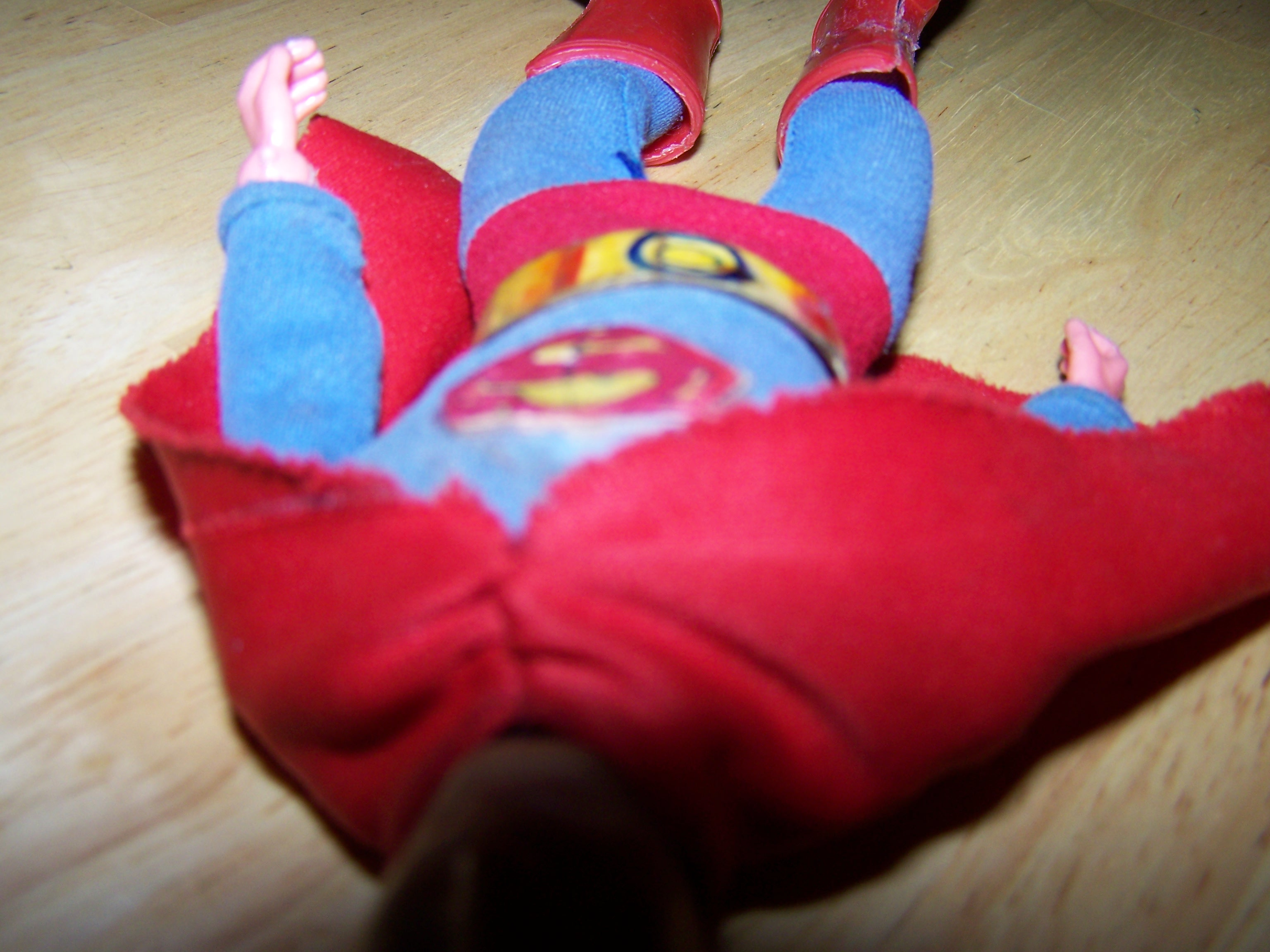 basa supertman . here are teh pics of my basa superman .