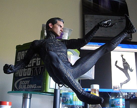 Hot Toys Spiderman