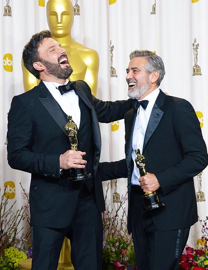 Afflect Clooney