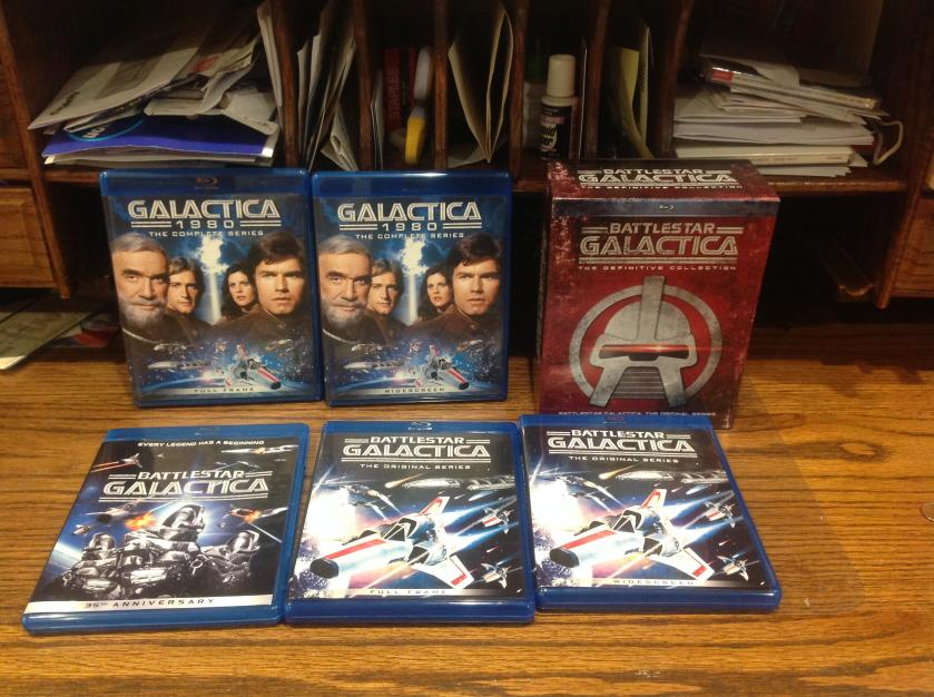 BSG Definitive collection