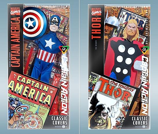 CA Cap & Thor variants
