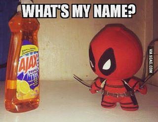 Deadpool Ajax