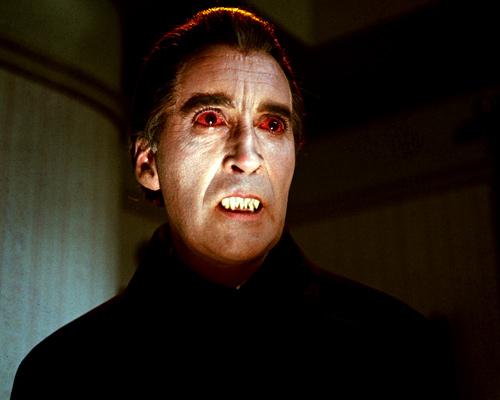 Vampires - Dracula Lee