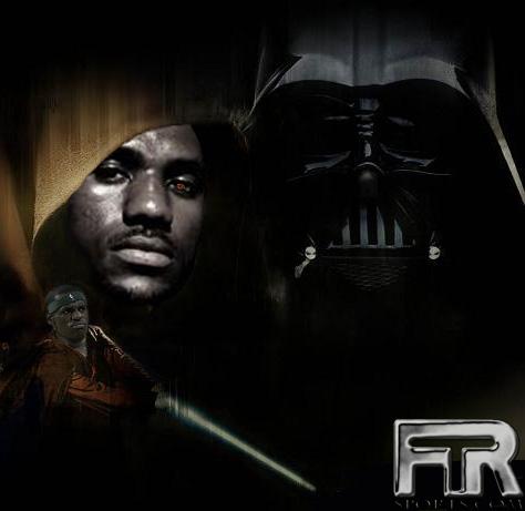 LeBron Vader