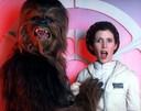 Chewie & Leia