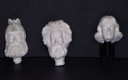 Vultan, Thun, Arden head castings