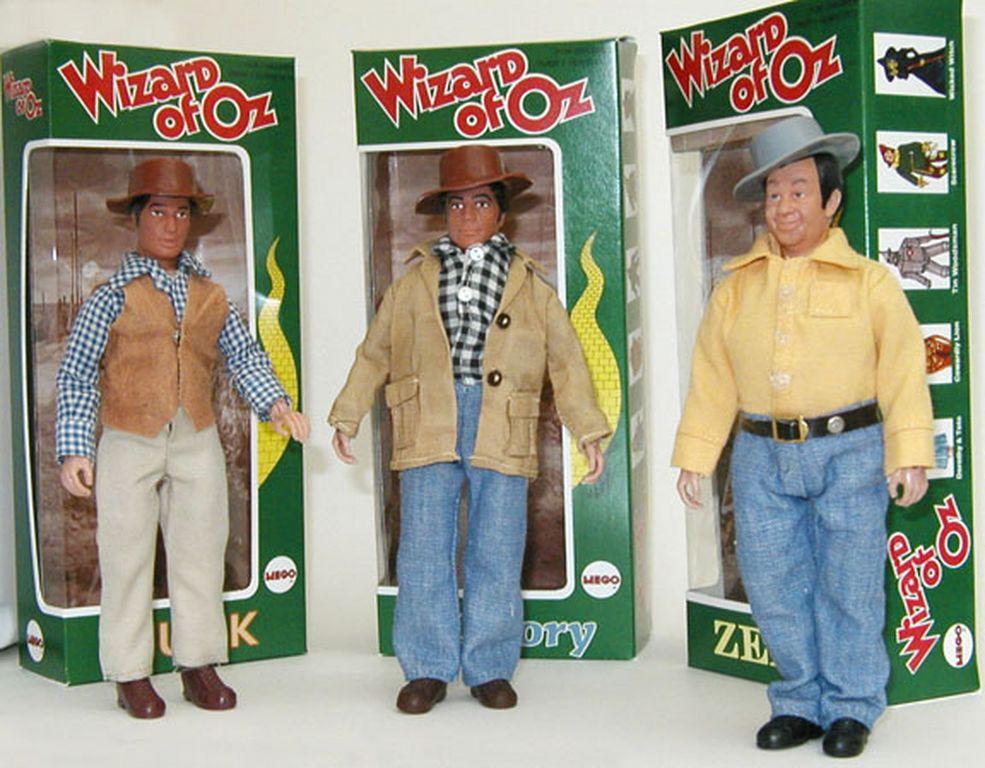 Wizard of Oz: Farmhands