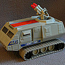 Mattel Battlestar Galactica Landram Canon