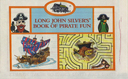 WANTED: 1970's Long John Silver's Book of Pirate Fun