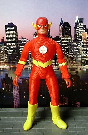 My Custom Mego Flash