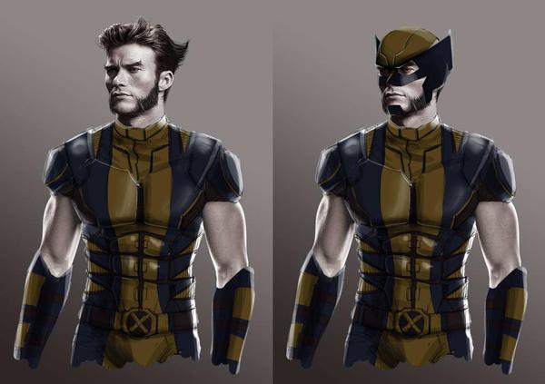 Wolverine- S. Eastwood